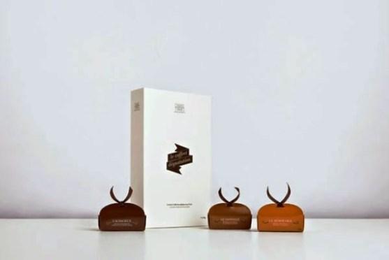 Contoh Kreatif Desain Kemasan Produk Makanan - Desain-Kreatif-Kemasan-Makanan-Roti-Kue-Kering-Toque-Tablier-oleh-Savitri-Bastiani