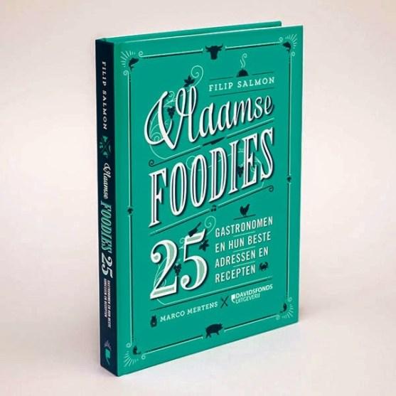Gambar Kover Buku dengan Ide Desain Kreatif - Gambar-Kover-Buku-Ide-Desain-Kreatif-Vlaamse-Foodies-oleh-Maarten-Deckers