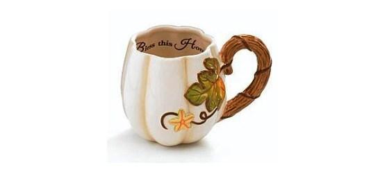 24 Contoh Mug Cangkir Desain Kreatif Original - Contoh-Desain-Mug-Cangkir-Kreatif-Unik-Original-Accented-With-Fall-Leaf-Design-Wonderful-Thanksgiving-Decor