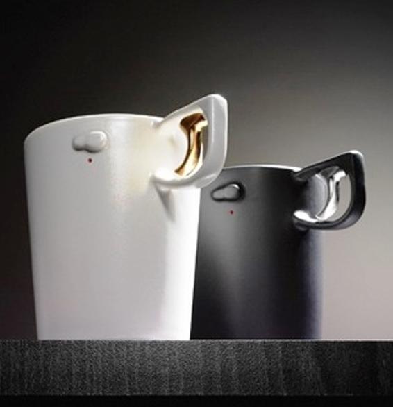 24 Contoh Mug Cangkir Desain Kreatif Original - Contoh Desain Mug Cangkir Kreatif Unik Original - Gun Mug