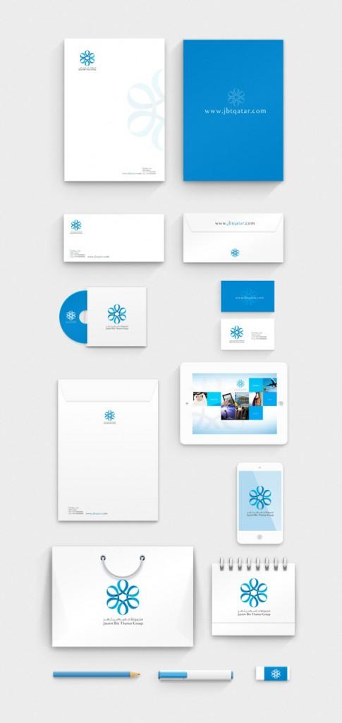 17 Kop Surat dengan Desain Elegan - Logo Design & Branding - Kop Surat Desain Elegan
