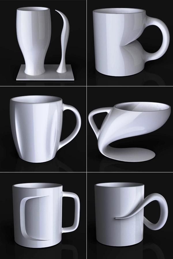Mug desain keren untuk para maniak