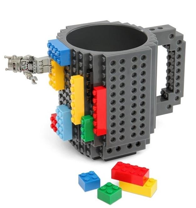25 Mug Desain Keren untuk Para Maniak - Mug Desain Keren - Penggila Mainan Lego