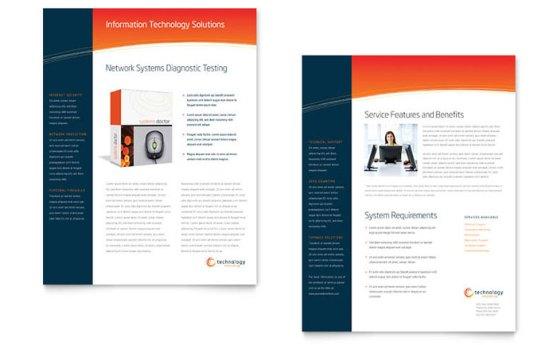Template Desain Download Gratis - Template-Desain-Lembar-Data-Download-Free-PDF