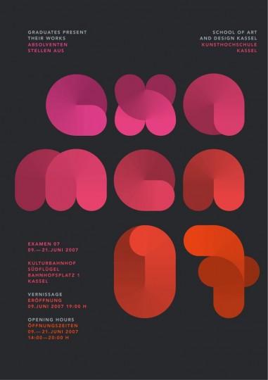 46 Contoh Poster Desain Inspiratif - Poster-inspiratif-tentang-Sekolah-Seni-oleh-Slawek-Michalt