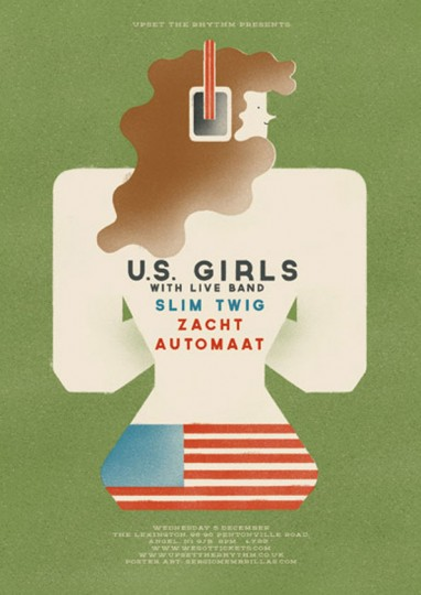 46 Contoh Poster Desain Inspiratif - Poster-inspiratif-tentang-Tour-Poster-oleh-Sergio-Membrillas