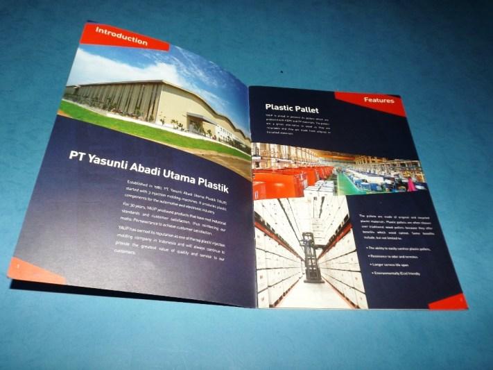 Best Company Profile Design Printing Service
