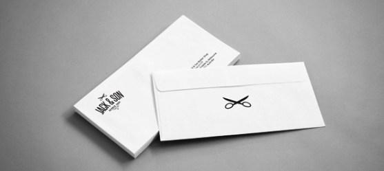 24 Contoh Desain Amplop Kreatif - Contoh-Desain-Amplop-Branding-Identity-Mockup