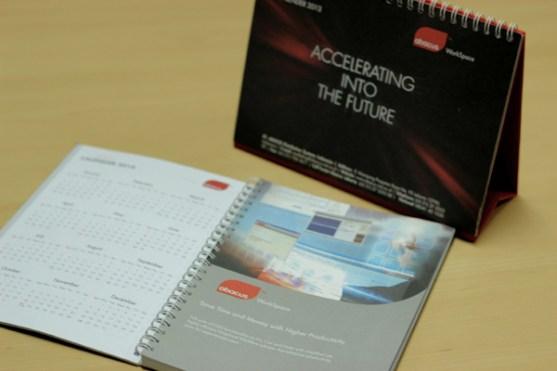 Contoh Buku Agenda Desain Cantik untuk Corporate - Desain-Buku-Agenda-ABACUS-Agenda-Calendar-1