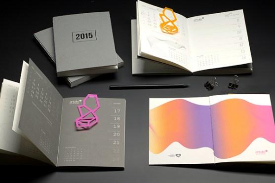 Contoh Buku Agenda Desain Cantik untuk Corporate - Desain-Buku-Agenda-ANNUAL-CALENDAR-2015-2