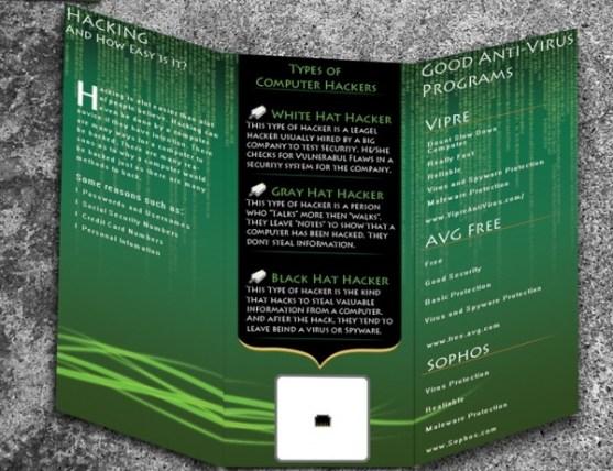 Desain Brosur Flyer Template Download Gratis
