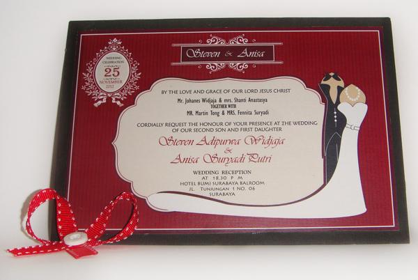 37 Contoh Konsep Undangan Pernikahan Indonesia - Konsep-Undangan-Pernikahan-Indonesia-Wedding-Invitation-5