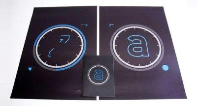 Contoh Desain Brosur untuk Corporate Identity