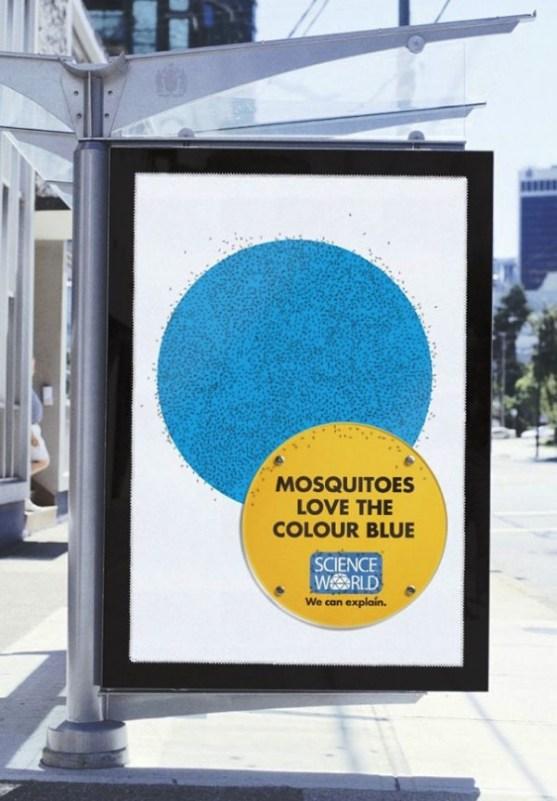 Iklan Billboard dengan Desain Cerdas