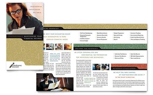 36 Contoh Desain Pamflet dan Brosur Jasa Keuangan - Brochure & Pamphlet Design-Jasa-Ahli-Pembukuan-Keuangan-2