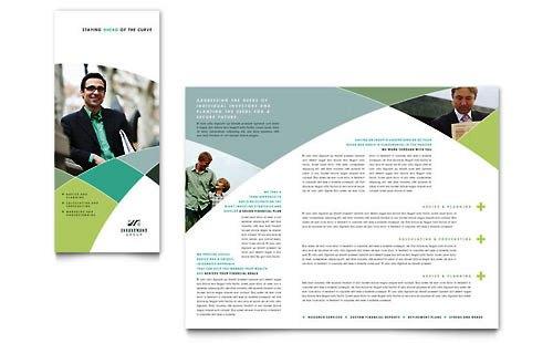 36 Contoh Desain Pamflet dan Brosur Jasa Keuangan - Brochure & Pamphlet Design-Jasa-Ahli-Penasihat-Keuangan-2