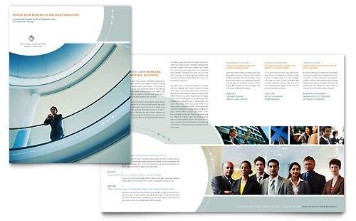 36 Contoh Desain Pamflet dan Brosur Jasa Keuangan - Brochure & Pamphlet Design-Konsultan-Bisnis-Usaha