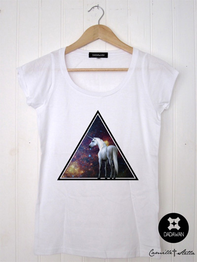 Desain Kaos T Shirt Dengan Ilustrasi Keren - Desain-Kaos-T-Shirt-Keren-44