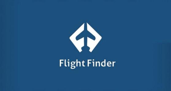 48 Contoh Logo dengan Simbol Tersembunyi - Flight-Finder