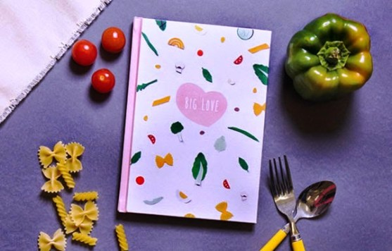 17 Contoh Desain Buku Resep dan Masakan - Gambar Cover Buku-Masak-17