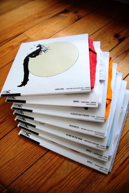Desain Kemasan Packaging Kaos T Shirt Kreatif Bagus - Kemasan-T-Shirt-CD-DVD