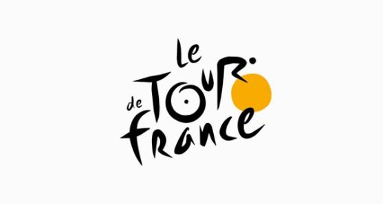 48 Contoh Logo dengan Simbol Tersembunyi - Le-Tour-de-France