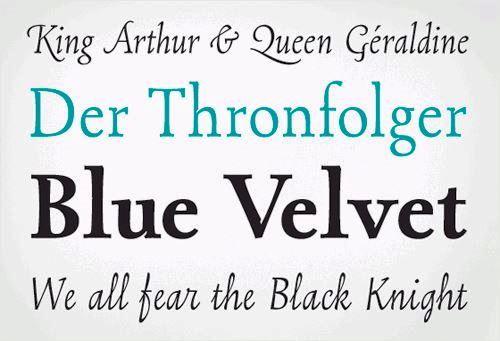 Font Tipografi Berkualitas Untuk Desain - Opal-Font-bagus-untuk-desain-korporasi-bisnis