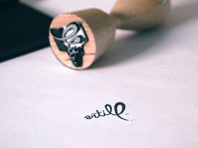 24 Contoh Desain Stempel Cantik - Stempel-Cantik-Desain-Oleh-Artill-Stamp
