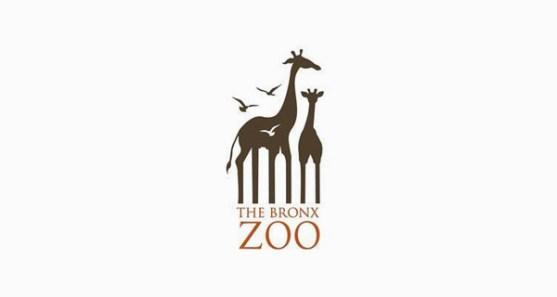 48 Contoh Logo dengan Simbol Tersembunyi - The-Bronx-Zoo