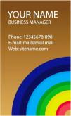 Template Kartu Nama Vector Gratis Download - template-kartu-nama-07