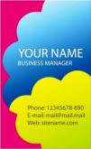 Template Kartu Nama Vector Gratis Download - template-kartu-nama-15