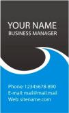Template Kartu Nama Vector Gratis Download - template-kartu-nama-29