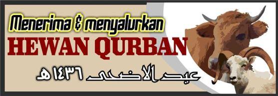 Desain Spanduk Qurban Iedul Adha