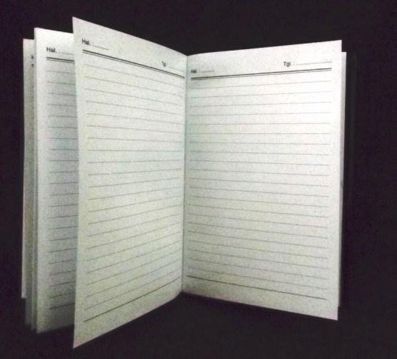 Membuat Buku Agenda Unik Desain dan Cetak - Agenda Eksklusive Profesional - Percetakan Karawang 02