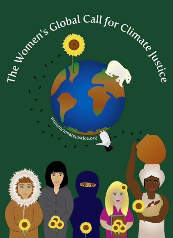 33 Contoh Poster Adiwiyata Go Green Lingkungan Hidup Hijau - Climate-Justice-Poster-Contest-Runner-UpTop-20