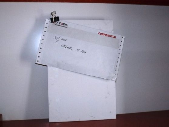 Continuous Form Surat Jalan Invoice dan Slip Gaji - Continuous Form Paper Percetakan Ayu DSCF2355
