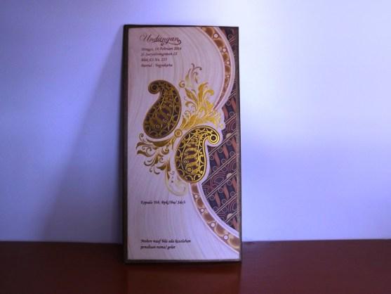 Bisnis Percetakan Desain Undangan - Katalog Undangan Pernikahan President Card Album Seri 3 -DSCF2096