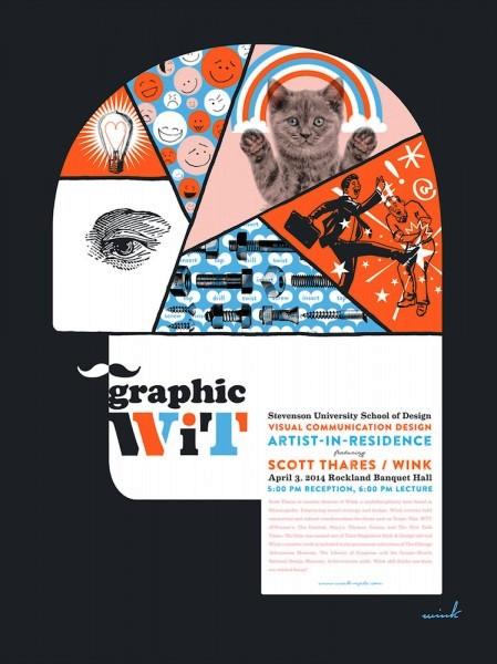 Mencetak Desain Poster yang Berkualitas - contoh desain poster yang bagus 28