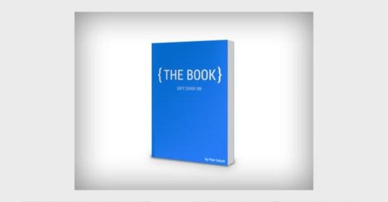 Contoh dan Template Desain Kover Buku Download PSD 33