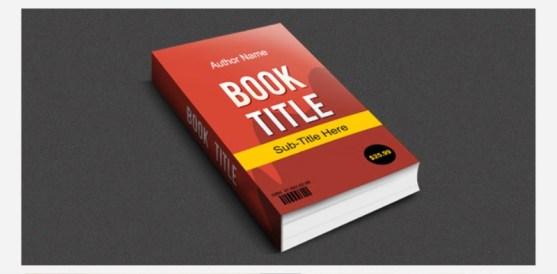 Contoh dan Template Desain Kover Buku Download PSD 48