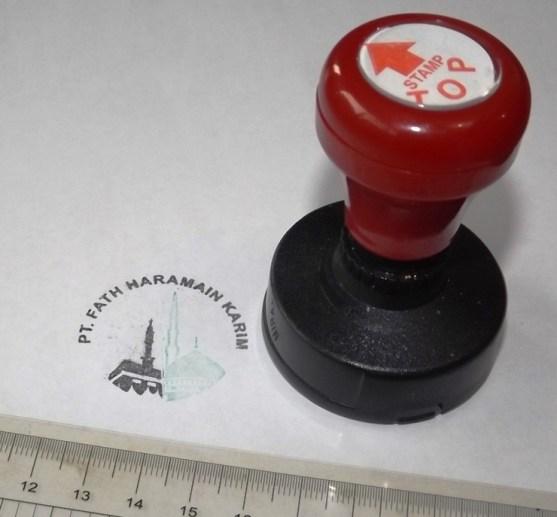 Stempel Otomatis Multi Warna Produk Percetakan Ayu Karawang - Stempel Otomatis DSCF2394