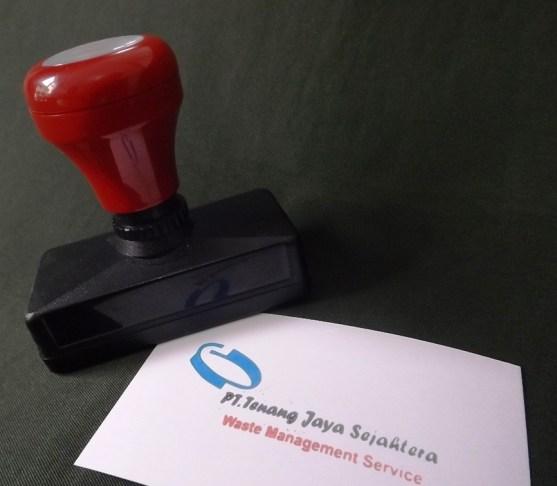 Stempel Otomatis Multi Warna Produk Percetakan Ayu Karawang - Stempel Otomatis DSCF2408