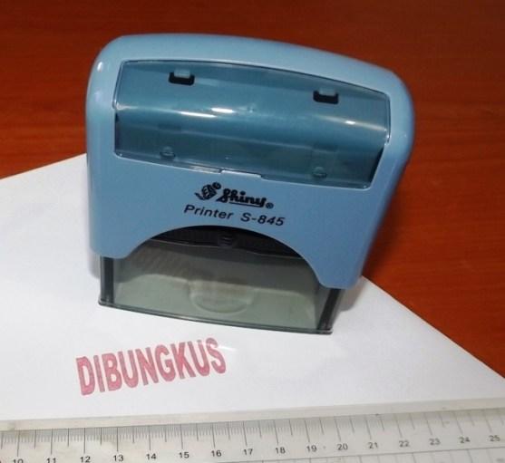 Stempel Otomatis Multi Warna Produk Percetakan Ayu Karawang - Stempel Otomatis Shinny DSCF2387