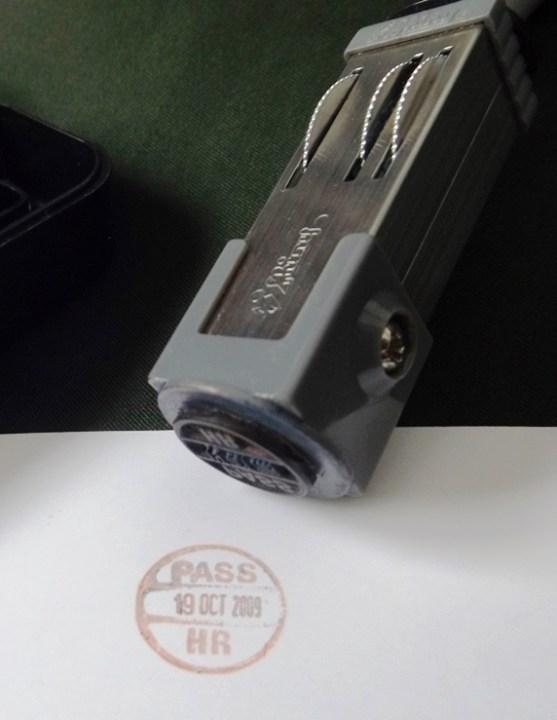 Stempel Otomatis Multi Warna Produk Percetakan Ayu Karawang - Stempel Tanggal Shinny DSCF2406
