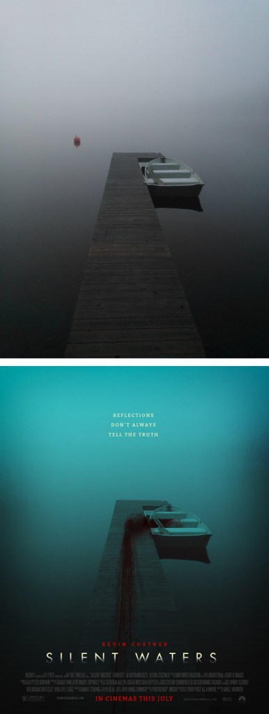 Desain Poster Film dari Foto Biasa 10