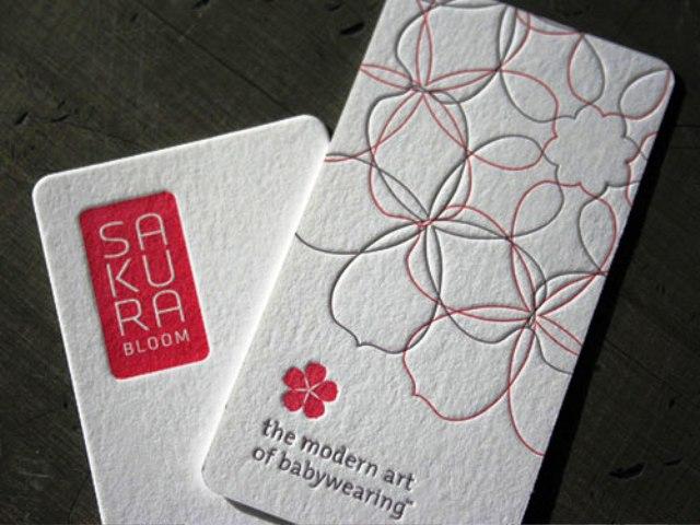 Desain Kartu Nama dengan Desain Kreatif dan Cantik