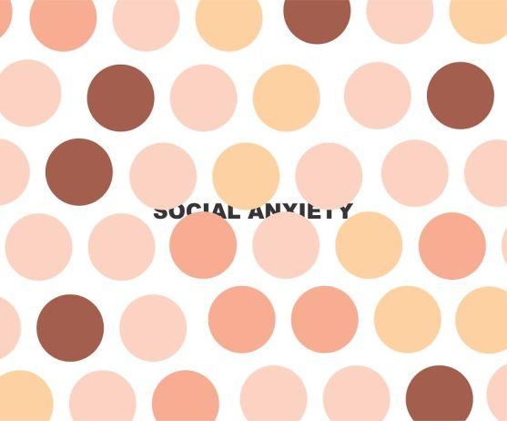 poster tentang penyakit dengan desain tipografi minimalist