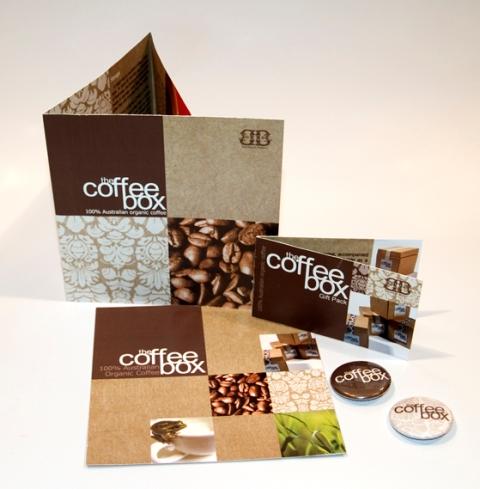 22 Brosur Kafe Kopi Pilihan Desain Bagus
