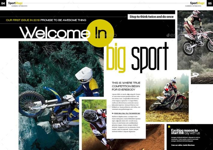 Majalah Olahraga Extreme