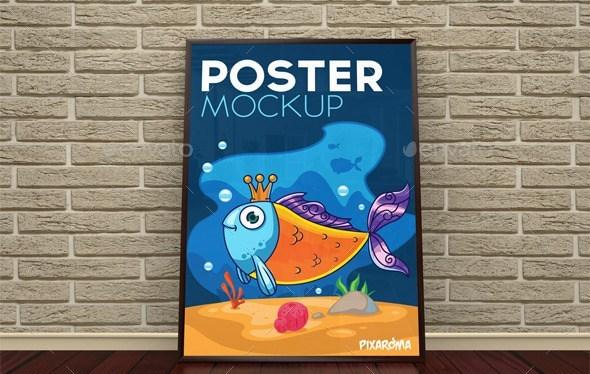Koleksi Template Poster Format Photoshop PSD Gratis dan Premium